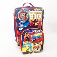 Paw Patrol Kids' 3-Piece Luggage Set