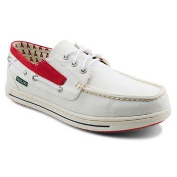 Men's Eastland Los Angeles Angels of Anaheim Adventure Boat Shoes