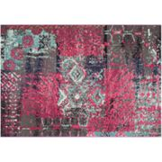 Safavieh Monaco Distressed Patchwork Rug
