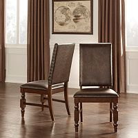 HomeVance MacArthur Nailhead Side Chair