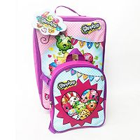 Moose Shopkins Kids' 3-Piece Luggage Set