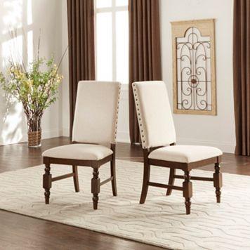 HomeVance MacArthur Nailhead Side Chair