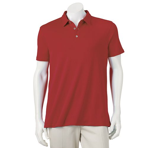 Men's Apt. 9 Solid Modern-Fit Polo