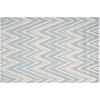 Safavieh Cambridge Uneven Chevron Wool Rug