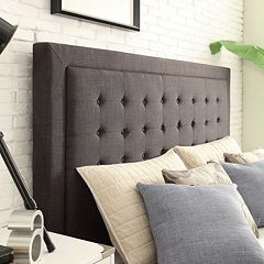 HomeVance Sheila Tufted Headboard