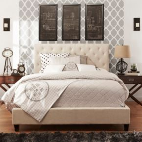HomeVance Darla Bed