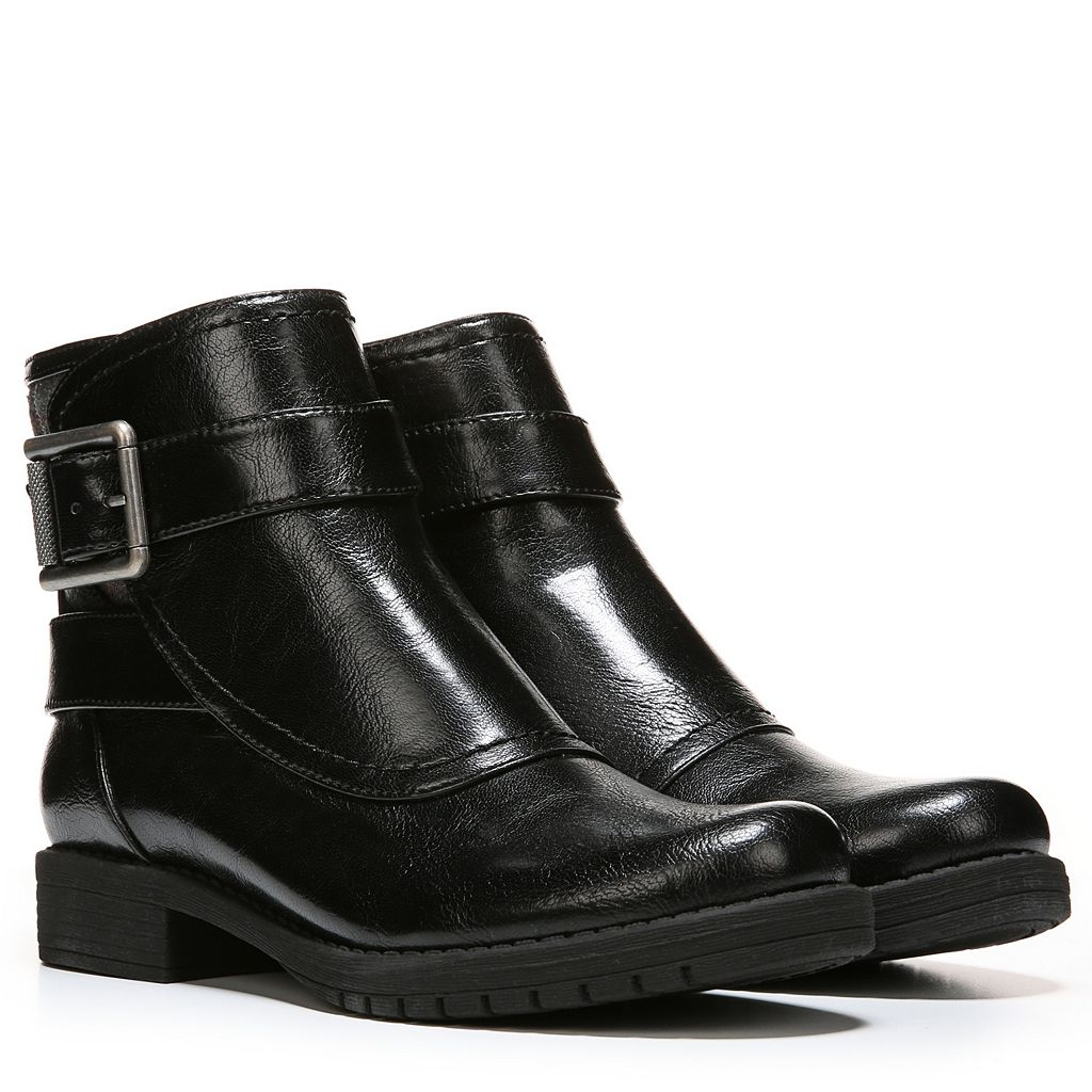 LifeStride Marvel Women's Buckle Ankle Boots