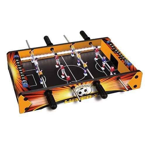 """Triumph Sports USA 20-in. LED """"Lumen-X"""" Table Top Soccer"""