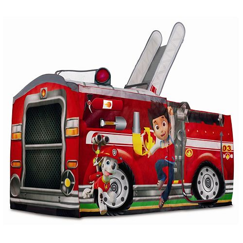 premium selection 9abfb baf0e Paw Patrol Marshall's Fire Truck Tent by Playhut