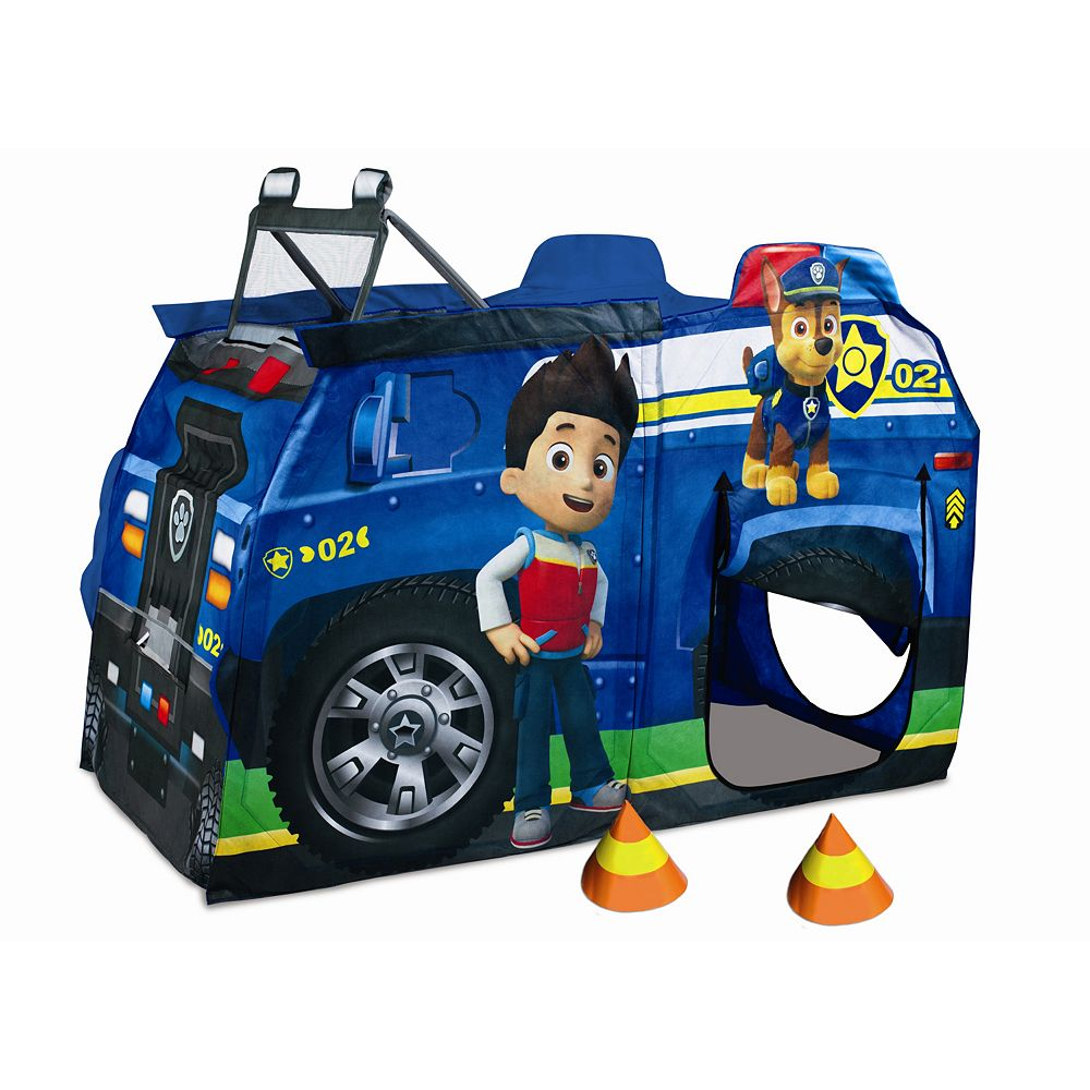 sale retailer 93020 484f5 Paw Patrol Chase Police Cruiser Tent by Playhut