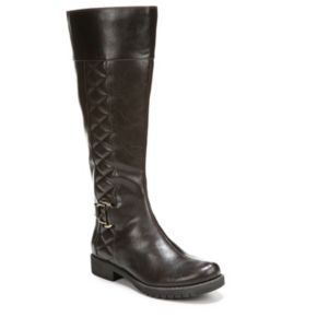 LifeStride Marvelous Women's Quilted Tall Riding Boots