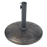 Concrete Umbrella Stand