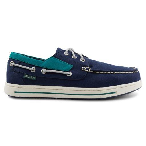 Men's Eastland Seattle Mariners Adventure Boat Shoes