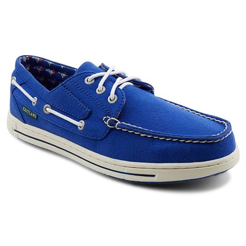 Men's Eastland Toronto Blue Jays Adventure Boat Shoes