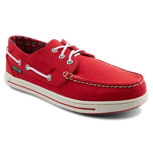 Men's Eastland Washington Nationals Adventure Boat Shoes