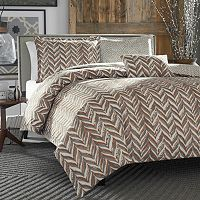 City Scene Savoy Reversible Duvet Cover Set