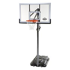 Lifetime 54 in XL Base Acrylic Portable Basketball System