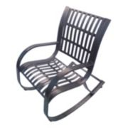 Noble Patio Rocking Chair