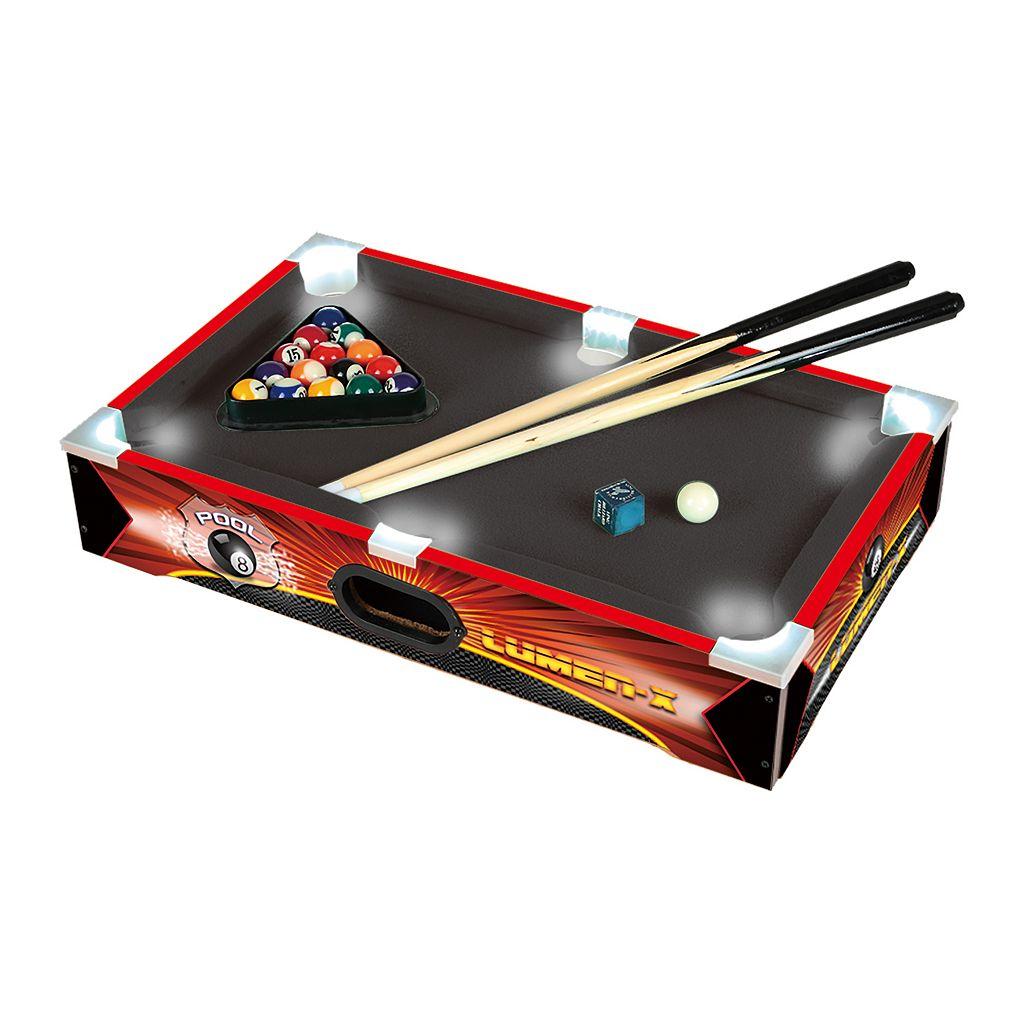 Triumph Sports USA 20-in. Lumen-X Table Top Billiards
