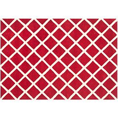 Safavieh Chatham Diamonds Wool Rug
