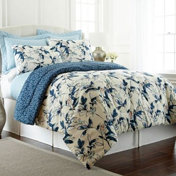 PCT Home collection Mianka 6-pc. Reversible Comforter & Coverlet Set