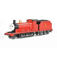 Thomas & Friends James The Red Engine HO Scale Train by Bachmann