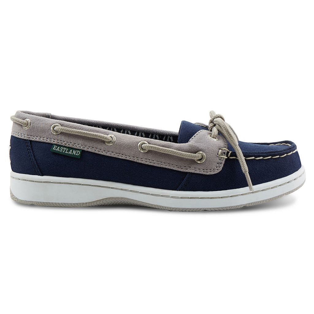 Women's Eastland New York Yankees Sunset Boat Shoes