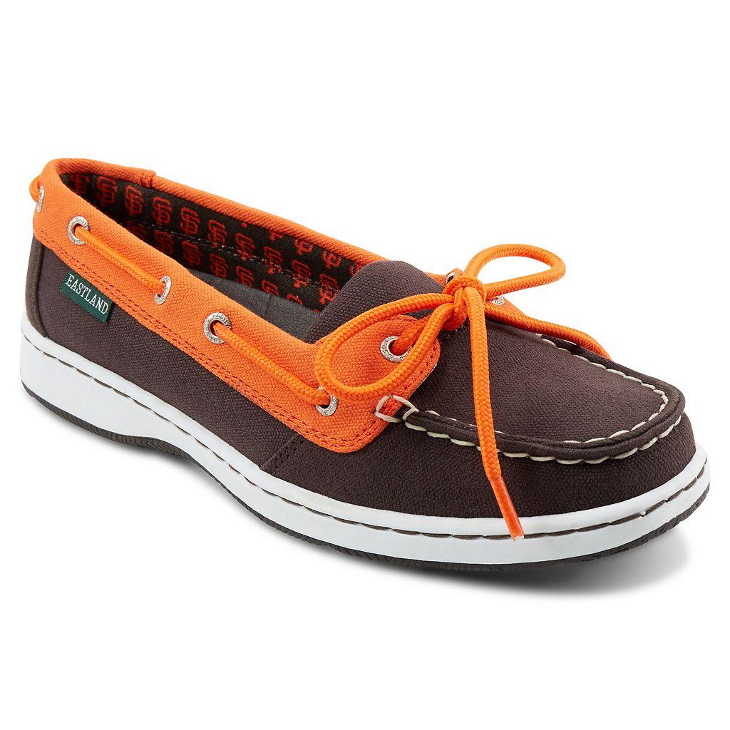 Women's Eastland San Francisco Giants Sunset Boat Shoes