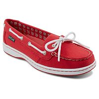 Eastland St. Louis Cardinals Sunset Boat Shoes - Women's