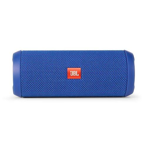 JBL Flip 3 Splashproof Portable Bluetooth Speaker RED
