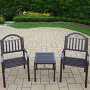 Rochester Outdoor Arm Chair 3 pc Set