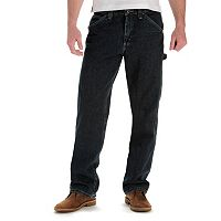 Big & Tall Lee Dungarees Flex-Waist Carpenter Jeans
