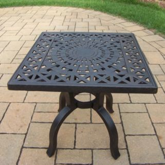 Hampton Patio End Table
