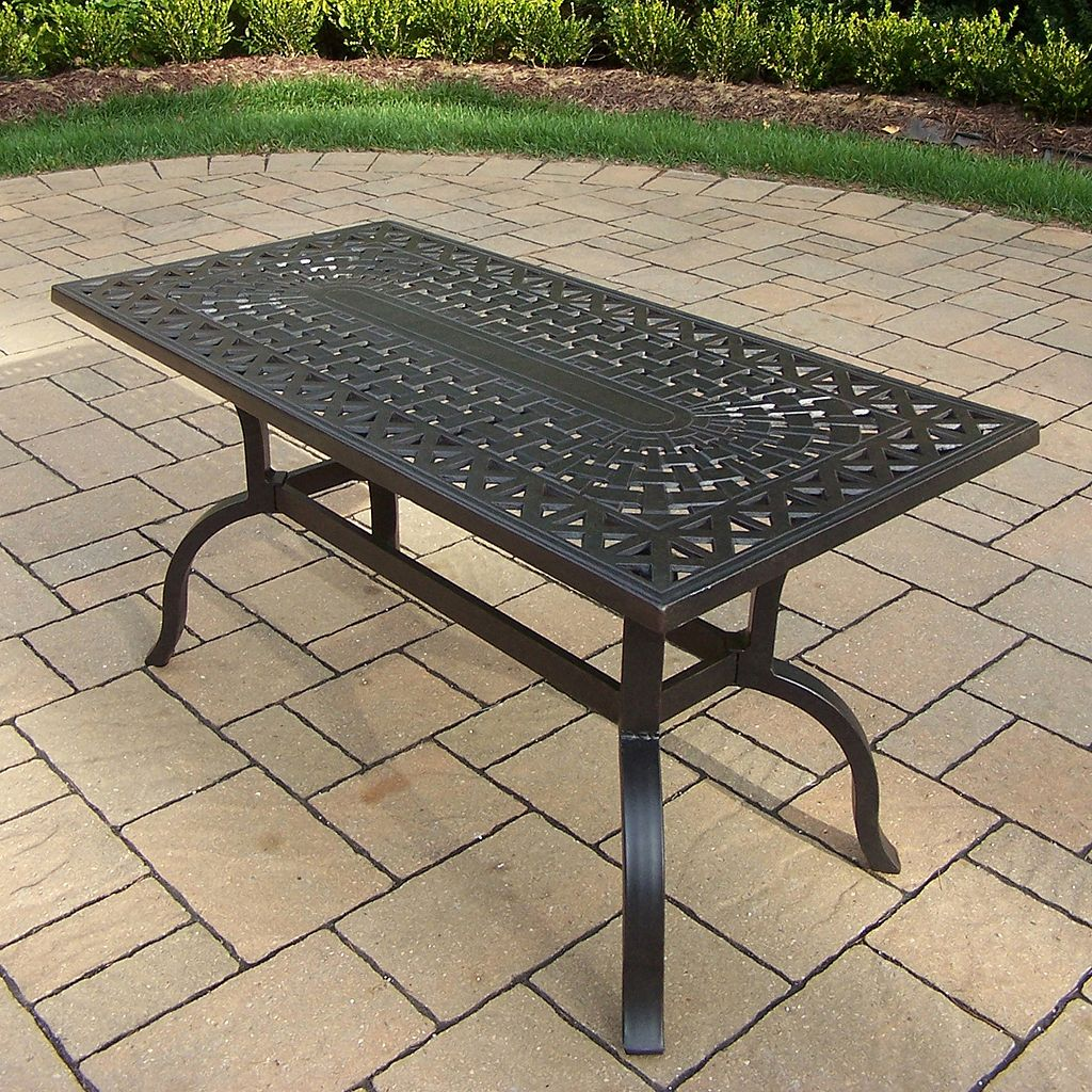 Hampton Patio Coffee Table