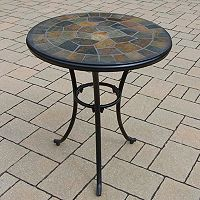 Stone Art Bistro Patio Table