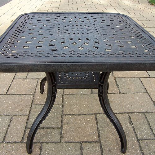 Belmont Patio End Table