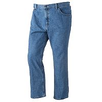 Big & Tall Lee Basic Jeans
