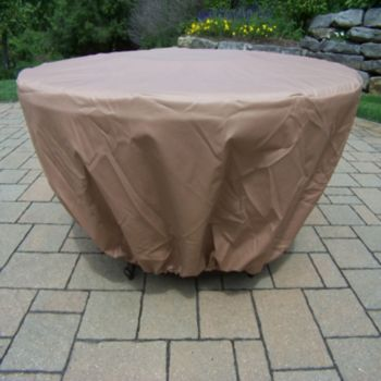 Gas Fire Pit Table Weather Cover