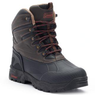 Coleman Clayton Men's Waterproof Winter Duck Boots