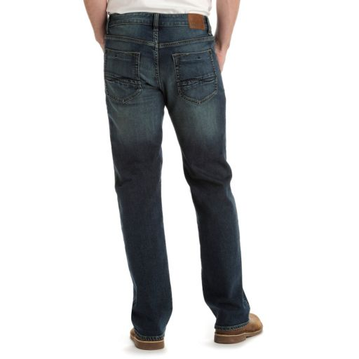 Big & Tall Lee Modern Series Straight-Fit Jeans