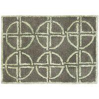 Safavieh Soho Squares & Circles Wool Rug