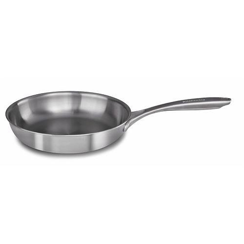 KitchenAid KC2C10SKST 10-in. Copper Clad Stainless Steel Nonstick Skillet