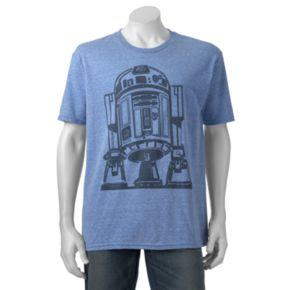 Men's Star Wars R2-D2 Tee