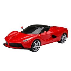 New Bright Remote Controlled 9.6-Volt Showcase LaFerrari
