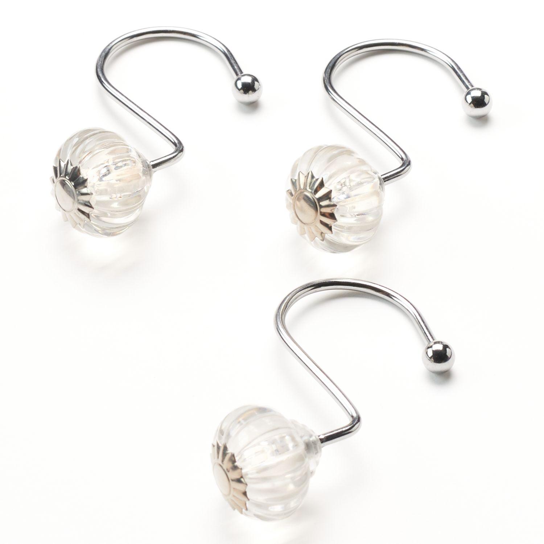 Awesome Crystal Shower Hooks