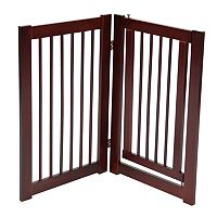 Primetime Petz 24-Inch 360 Degree Configurable Door Pet Gate
