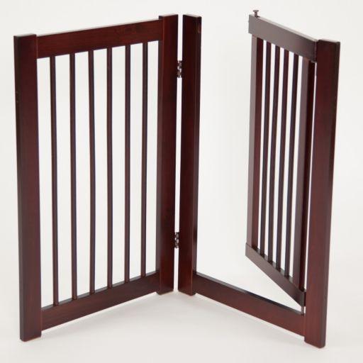 Primetime Petz 24-Inch 360 Degree Configurable Door Pet Gate