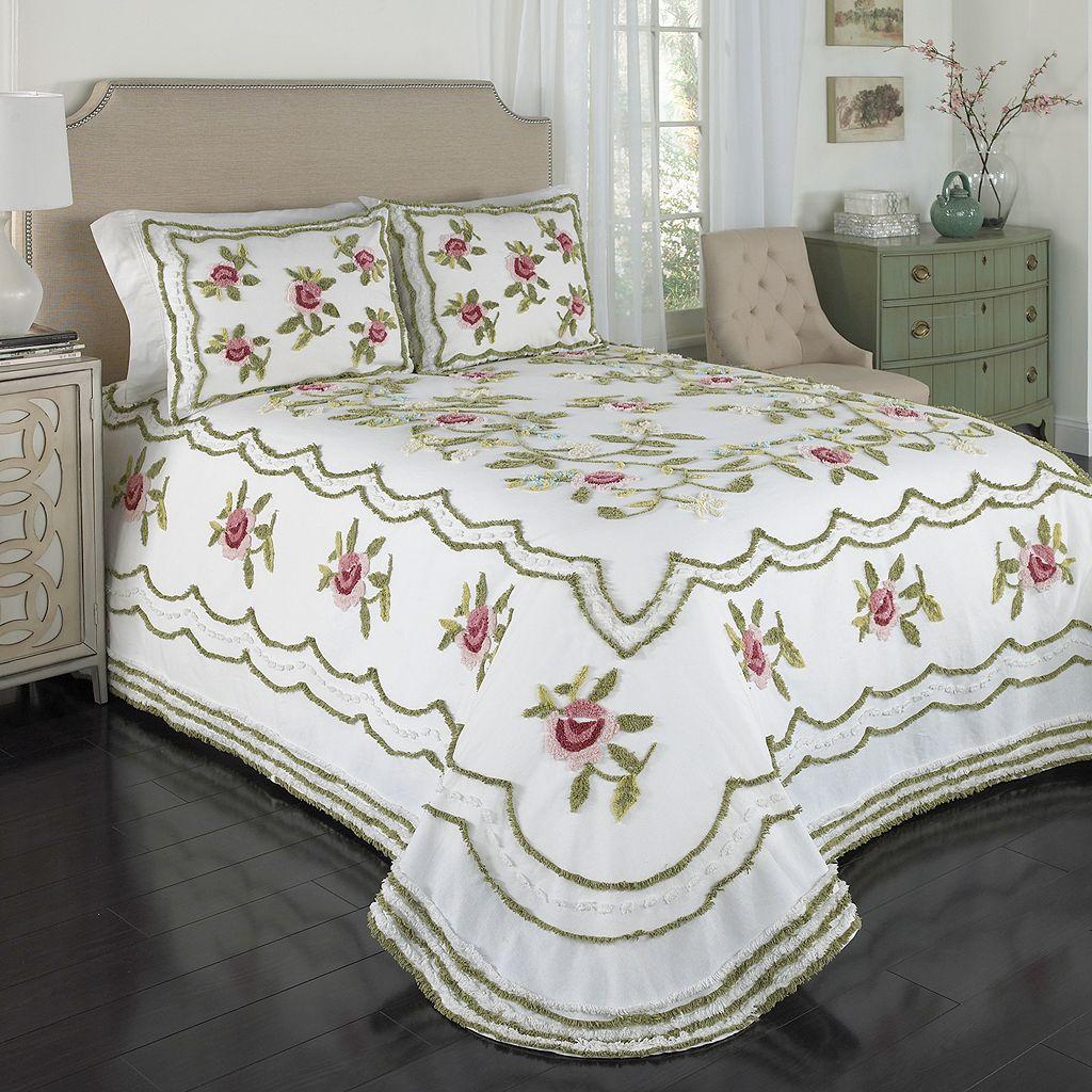 Samantha Chenille Bedspread