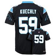 Boys 8-20 Nike Carolina Panthers Luke Kuechly Game NFL Replica Jersey