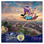 Disney Dreams Collection 750-pc. Aladdin Puzzle by Thomas Kinkade